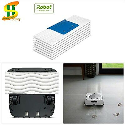 iRobot Authentic Replacement Parts- Braava jet m Series Wet Mopping Pads, (7-Pac