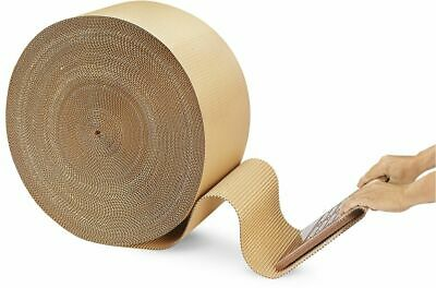 Corrugated Cardboard Paper Roll Craft Packing Parcel Wrapping Card Wrap Sheets