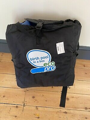NEW Birth Pool in a Box + Pumps + Extra Liner RRP £404
