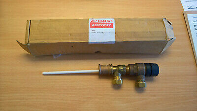 Zip AQ1 Pressure & Temperature Relief Valve For Use With Aquapoint & Varipoint