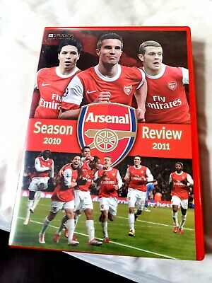 Arsenal End of Season Review DVD 2010-11