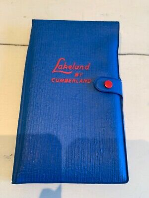 Vintage Lakeland by Cumberland Colouring Pencils set in case