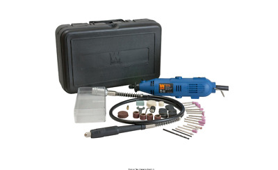 Wen Rotary Tool Kit 2305 With Flex Shaft Variable Speed Dremel