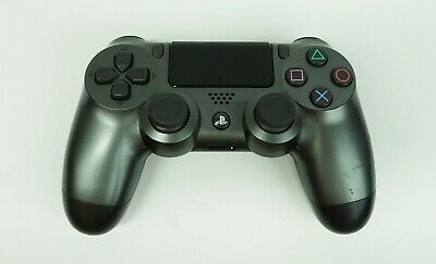 Sony DualShock 4 Wireless Controller for PS 4 - Steel Black #PS4CONTROSBK