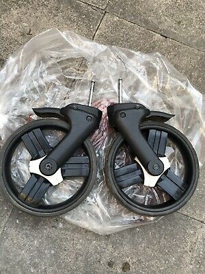 TWO MOUNTAIN BUGGY STROLLER SEALED WHEEL BEARINGS SUITABLE FOR  PRE 2010 MODELS