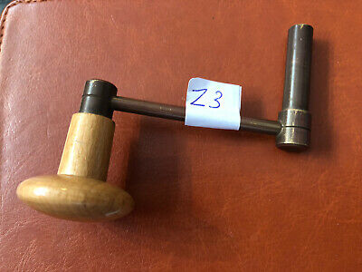 Vintage Used Longcase Clock Key Size 11 Which Is 5mm  (Z3)