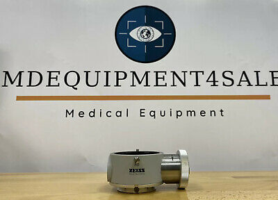 Carl Zeiss 50 Beam Splitter for OPMI  surgical microscope or Slit Lamp TESTED