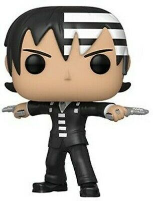 Soul Eater - Death The Kid - Funko Pop! Animation: (2020, Toy NUEVO)
