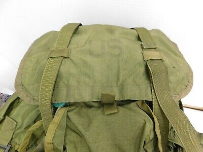 US Military Medium Alice Pack OD, with Frame, Straps & Kidney Pad  101