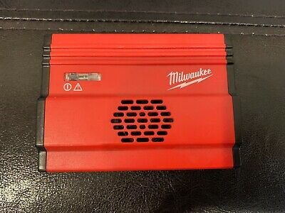 Milwaukee Model Number:23-37-0010 Inverter Excellent No charger