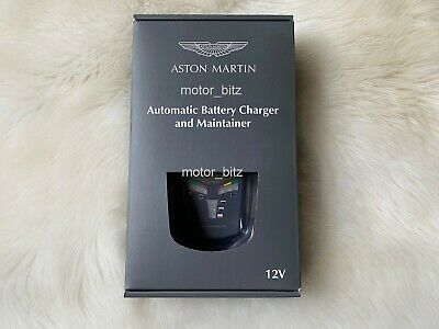Aston Martin Vantage DB11 DB9 Virage Battery Conditioner Charger & Maintainer