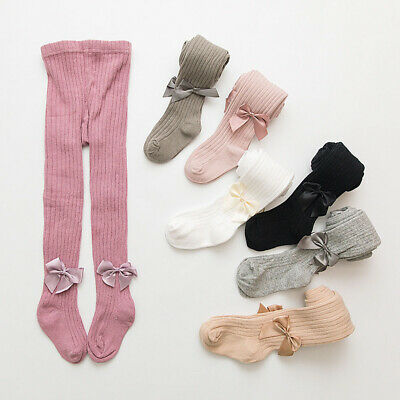 Warmers Cotton High Knee Sock Children's Pantyhose Stockings Baby Girl Socks
