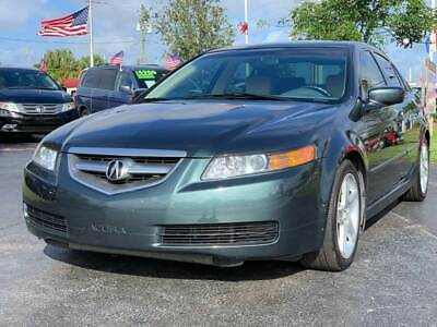 2004 Acura TL 3.2 4dr Sedan 2004 Acura TL 3.2 4dr Extra Clean Reliable Florida Owned Well Maint One Owner