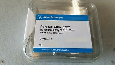 NEW!! Agilent 1100 1200 1260 Quick Connect Assy  p/n: 5067-5957