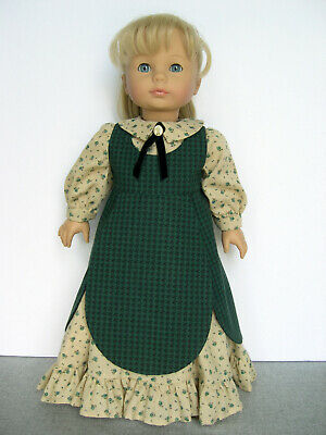 """American Handmade 18 inch Girl Doll Dress - Clothes Outfit Made to Fit 18"""" Vinyl"""