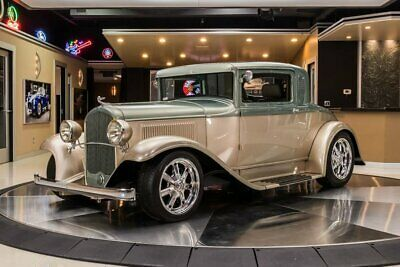 1931 Plymouth Coupe Street Rod Plymouth Hot Rod! LT1 V8, 4L60E Automatic, Independent Susp, PS, PB, Disc, A/C,