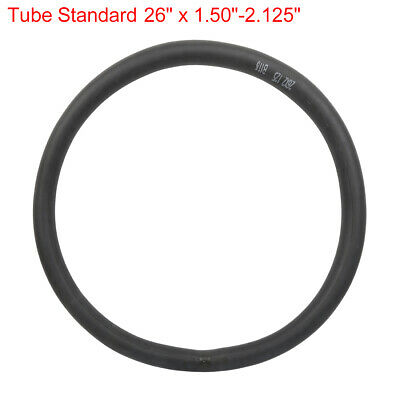 "26 Inch Bike Tube 26"" x 1.50""-2.125"" Bike Inner Tube Bicycle Tire Tube"