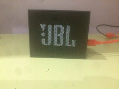 Speaker Cassa Bluetooth Bt Ricaricabile Portatile Jbl Go Nero Black