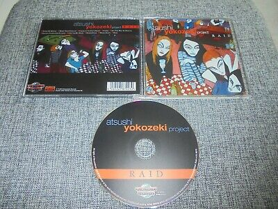 CD  ATUSHI YOKOZEKI PROJECT - Raid  AOR  2010  KRESCENDO RECORDS  Rar