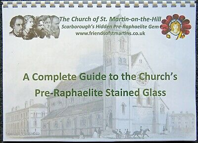 A Complete Guide to Pre-Raphaelite Stained Glass St Martin's Church Scarborough