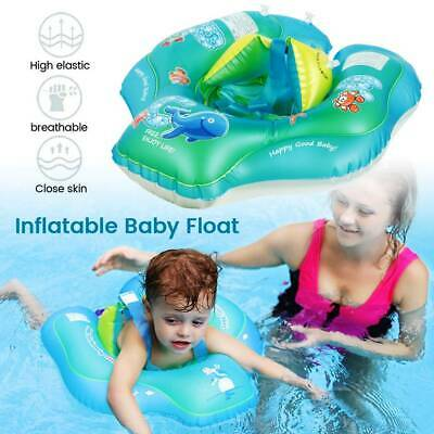 Inflatable Baby Float Ring Swim Swimming Seat Trainer Safety Pool Adjustable Kid