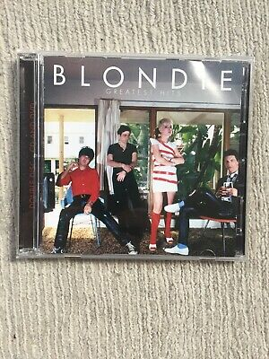 Blondie - Greatest Hits (Sound & Vision, 2005) CD and DVD