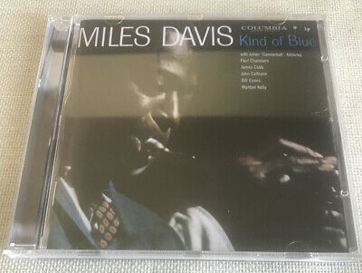 Miles Davis : Kind of Blue CD (1997) New Free P&P