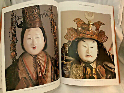 """Japanese Doll Book """"Ningyo The Art Of The Human Figurine"""" M. Ayervais"""
