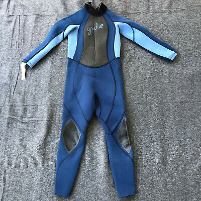 GUL Children's Wetsuit Used Size Junior Small JS Chest 66cm
