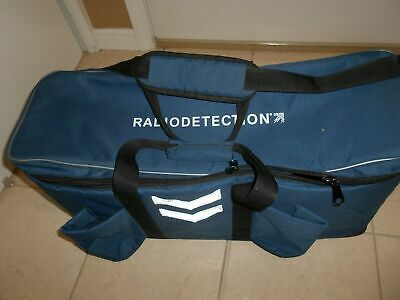 Radiodetection Rd 8100 Rd 8000 Rd 7100 Storage Bag Carry Bag