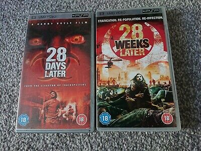 28 Days Later And 28 Weeks Later Umd
