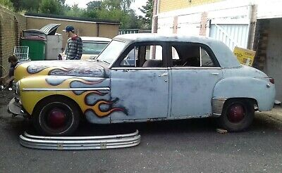 1949 Plymouth Deluxe - DRIVE, RESTORE OR RAT ROD