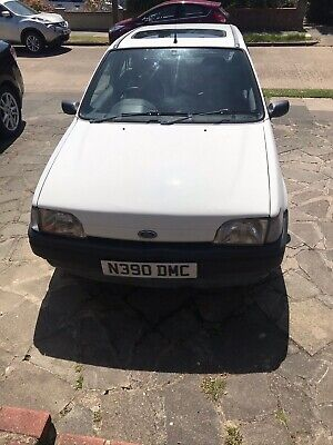 Ford Fiesta 1100 LX 1996 with 46,780 miles