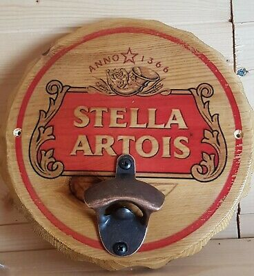 Stella Artois bottle opener
