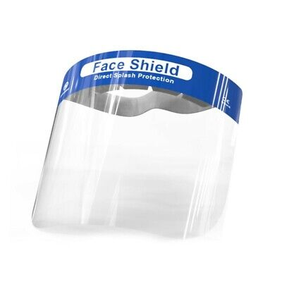 Face Shield Face mask Reusable Washable Protection Face Anti-Splash Anti dust