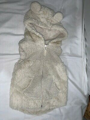 Girls Next gilet  jacket age 4-5 years