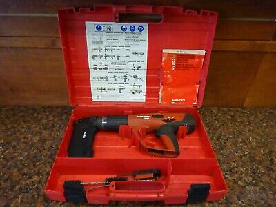 HIlti DX 460 ,MX 72 Powder Actuated Tool (B-4)