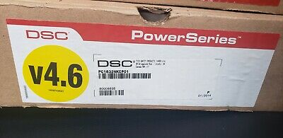Dsc Tyco Power Series PC1832NKCP01 With Power supply