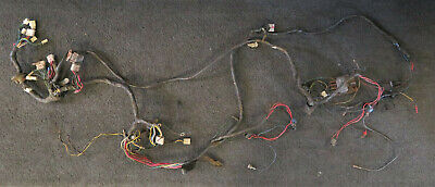 1970-1973 Datsun 510 Engine Bay Wiring Harness OEM Factory Nissan Original