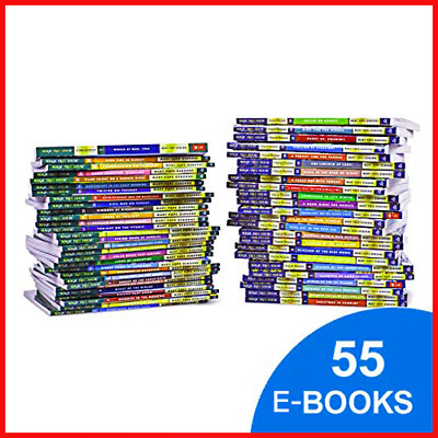 Magic Tree House collection Books Box Set 1-55 by Mary Pope Osbourne✅ (E-βOOK) ✅