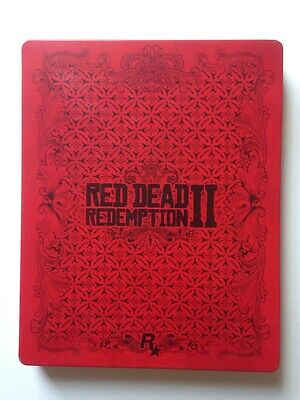 Red Dead Redemption 2 Ultimate Limited Special Steelbook (ohne CD) PS4