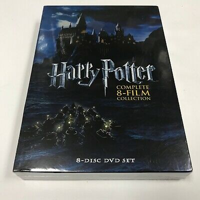 Harry Potter: Complete 8-Film Collection (DVD  2011, 8-Disc Set)