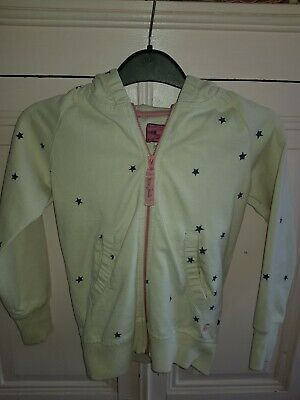 Little Joules Star Hoody/jacket/top Age 7