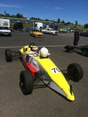 Formula Ford swift SC92 1600 Crossflow Hewland Gearbox Race Car Heritage Series