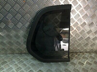 MITSUBISHI L200 2.5 DI-D Rear Bulkhead Glass Left N/S Tinted MN146089 / 6131A055