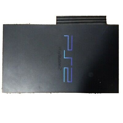 Sony PlayStation 2 PS2 SCPH-50001 Black Fat Console with network adapter TESTED