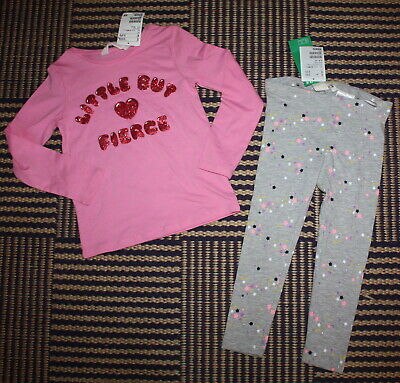 Girls 2 - 3 Years Brand New with Tags H&M Legging & Jersey Top Outfit Set