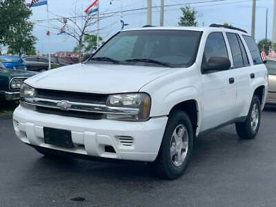 2002 Chevrolet Trailblazer LS 2WD 4dr SUV 2002 Chevrolet TrailBlazer LS SUV FLORIDA ONE OWNER CLEAN WOW NICE