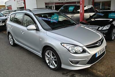 2011 Hyundai i30 1.6 CRDi Premium 5dr Estate Diesel Manual