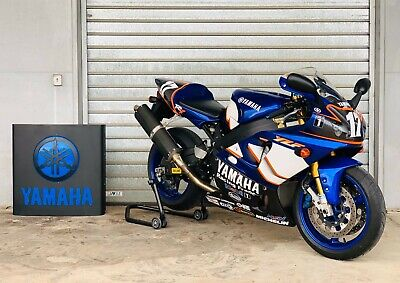 Yamaha YZF R7 OW-02 BOL D'OR ÉDITION 1 OF 20